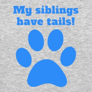 My Siblings Have Tails - Crewneck Sweatshirt