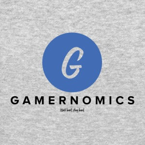 GamerNomics Logo - Crewneck Sweatshirt