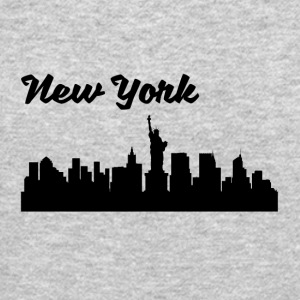 New York NY Skyline - Crewneck Sweatshirt