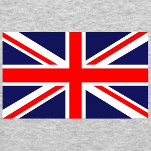 british flag - Crewneck Sweatshirt