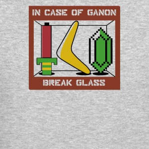 In Case of Ganon Break Glass - Crewneck Sweatshirt