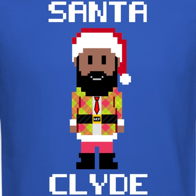 Santa Clyde So Fly (8-Bit)
