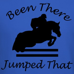 Been There, Jumped That - Crewneck Sweatshirt