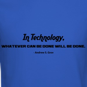 IN TECHNOLOGY - Crewneck Sweatshirt