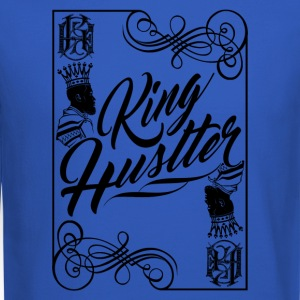 king_hustler - Crewneck Sweatshirt