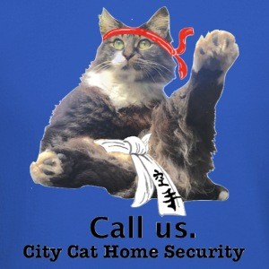 City Cat Security - Crewneck Sweatshirt