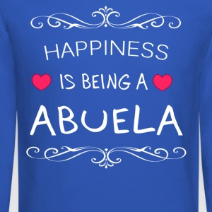 Happiness Is Being a ABUELA - Crewneck Sweatshirt