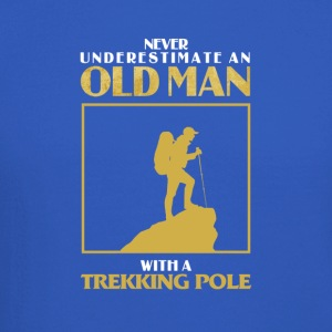 Old Man Trekking - Crewneck Sweatshirt