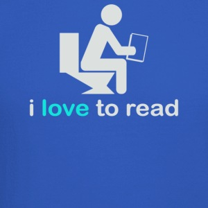 I Love To Read - Crewneck Sweatshirt