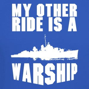 My Other Ride - Warship - Crewneck Sweatshirt