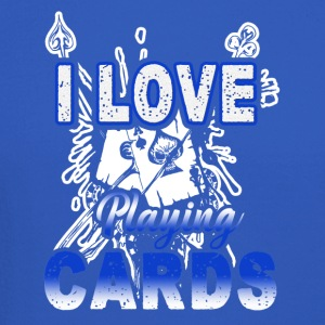 I Love Playing Cards Shirt - Crewneck Sweatshirt