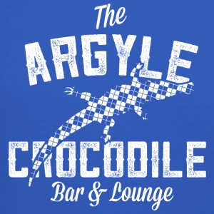 Argyle Crocodile T Shirt - Crewneck Sweatshirt