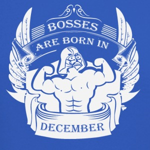 Bosses are born in December - Crewneck Sweatshirt