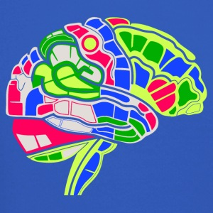 Brain Map - Crewneck Sweatshirt