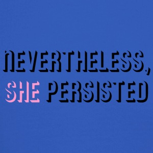 Nevertheless She Persisted - Crewneck Sweatshirt