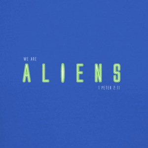 WE ARE ALIENS - Crewneck Sweatshirt