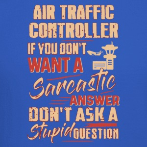 Air Traffic Controller Shirt - Crewneck Sweatshirt