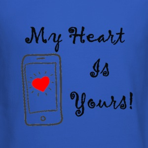 my heart is yours - Crewneck Sweatshirt