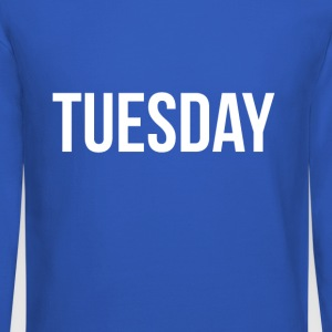The Tuesday shirt by Pacific Tees - Crewneck Sweatshirt