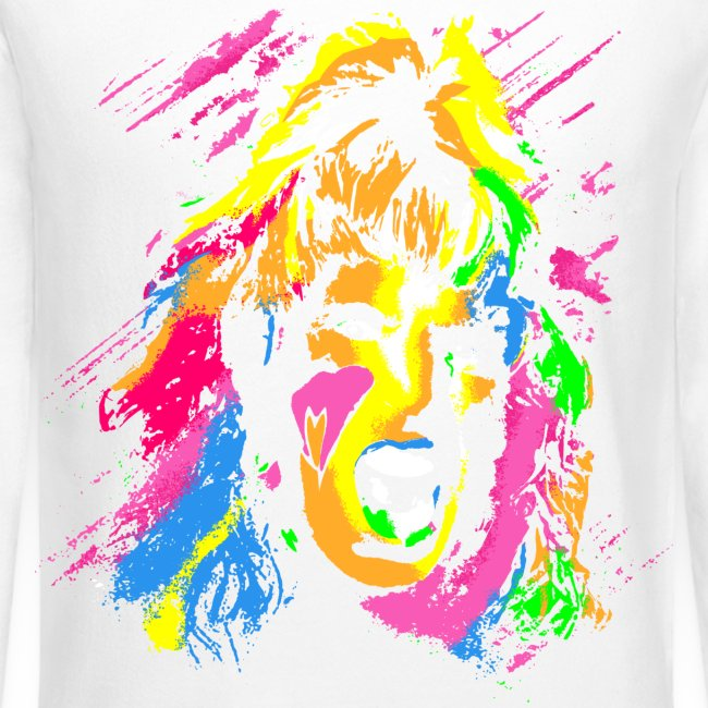 Ultimate Warrior Retro