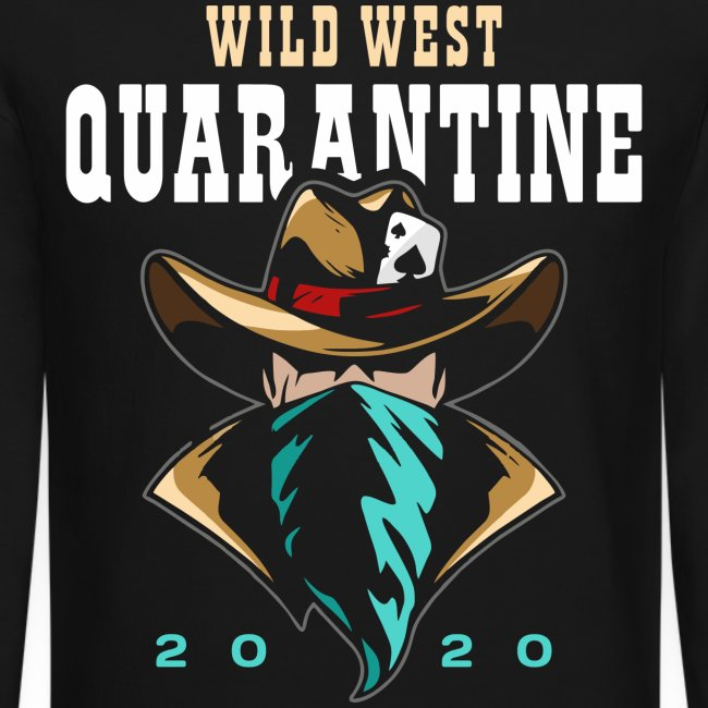 wild west quarantine cowboy