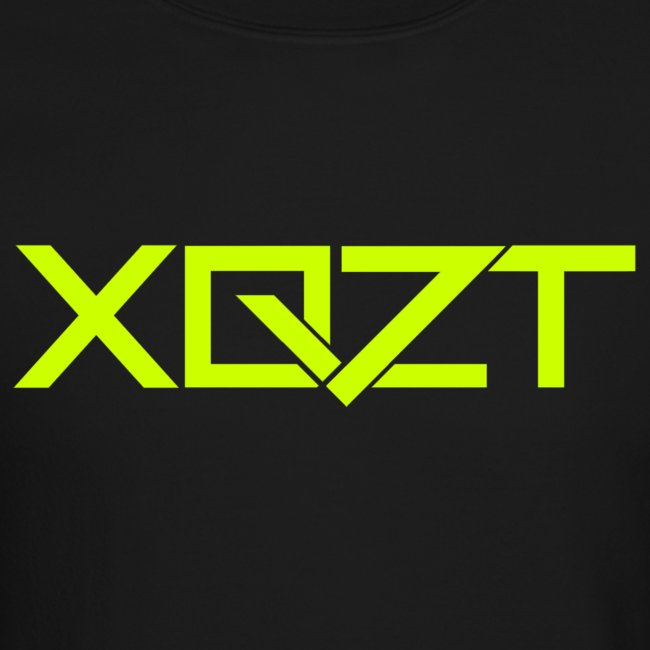 """#XQZT Logo """"Lime Light"""""""