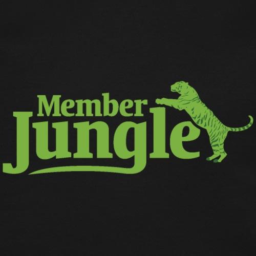 Member Jungle Logo without Tagline 2021 - Unisex Crewneck Sweatshirt