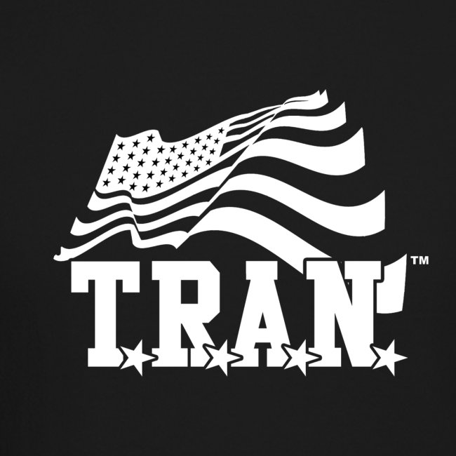 New Tran Logo Transparent inverted png