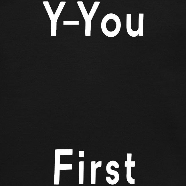 you ffirst
