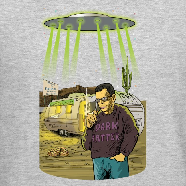 Art Bell Coast to Coast UFO Sighting