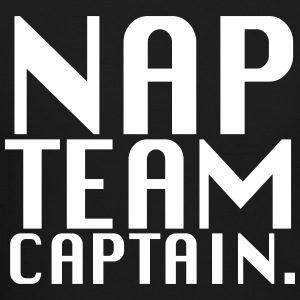 Nap Team captain. - Crewneck Sweatshirt