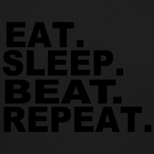 Eat Sleep Beat Repeat - Crewneck Sweatshirt