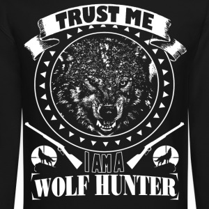 WOLF HUNTER - Crewneck Sweatshirt