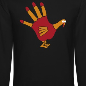 Turkey Hand - Crewneck Sweatshirt