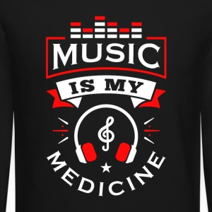 Music Is My Medicine - Crewneck Sweatshirt
