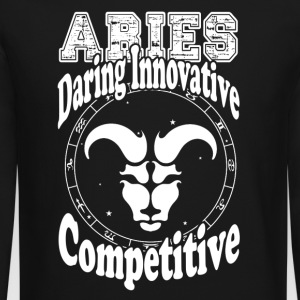 STYLISH ARIES SHIRT - Crewneck Sweatshirt