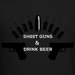Shoot Guns Drink Beer - Crewneck Sweatshirt