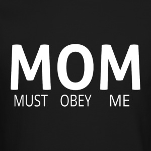 MOM (Must Obey Me) - Crewneck Sweatshirt