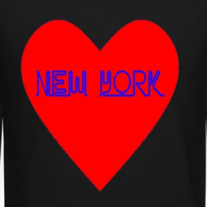 New York Heart - Crewneck Sweatshirt
