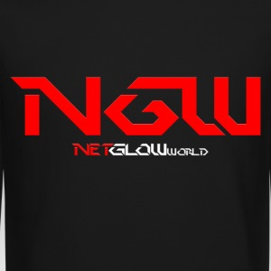 NGW (Red + White) - Crewneck Sweatshirt