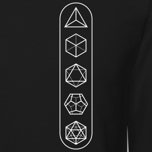platonic-solids - Crewneck Sweatshirt
