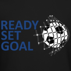 Ready, set, Goal! - Crewneck Sweatshirt
