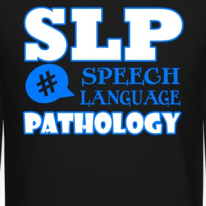 speech language pathologist shirt - Crewneck Sweatshirt