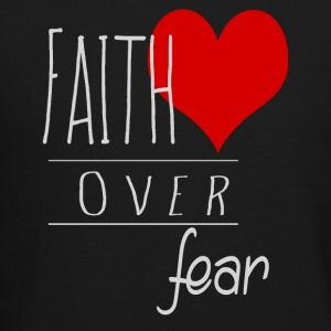 Faith Over Fear - Crewneck Sweatshirt