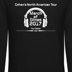 Cohen s March Of Dimes Story - Crewneck Sweatshirt