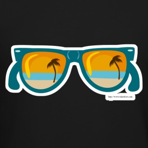 Sunset Sunglasses - Crewneck Sweatshirt