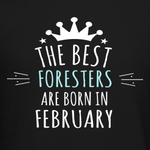 Best FORESTERS are born in february - Crewneck Sweatshirt