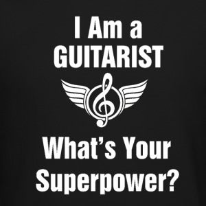 I am a Guitarist - What's your superpower? - Crewneck Sweatshirt