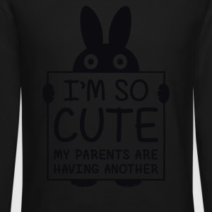 I'm So Cute My Parents Are Having Another - Crewneck Sweatshirt