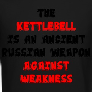 Kettlebll vs Weakness - Crewneck Sweatshirt